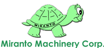 Miranto Machinery Corp Logo